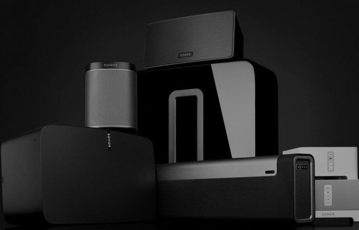 SONOS Multi room audio